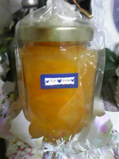 手作り柚茶
